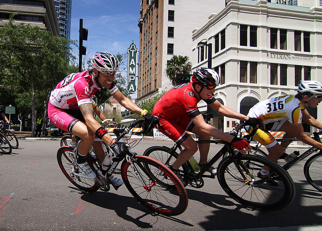 Tampa Downtown Crit