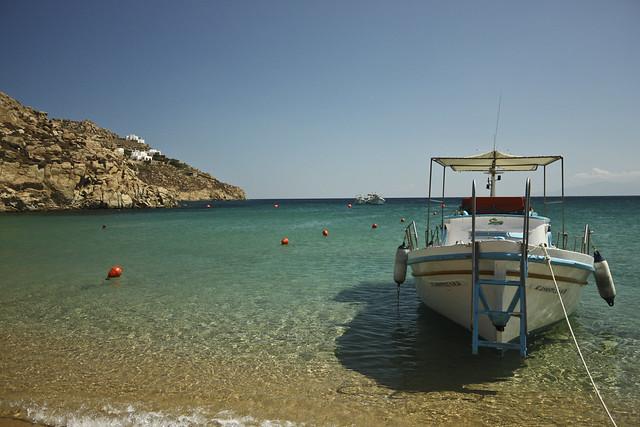 Paradise Beach Mykonos Hotels