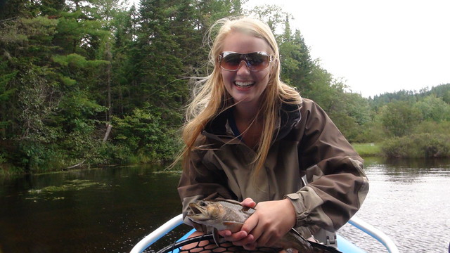 August Brook Trout