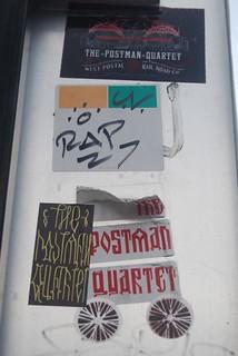 Nantes, The Postman Quartet