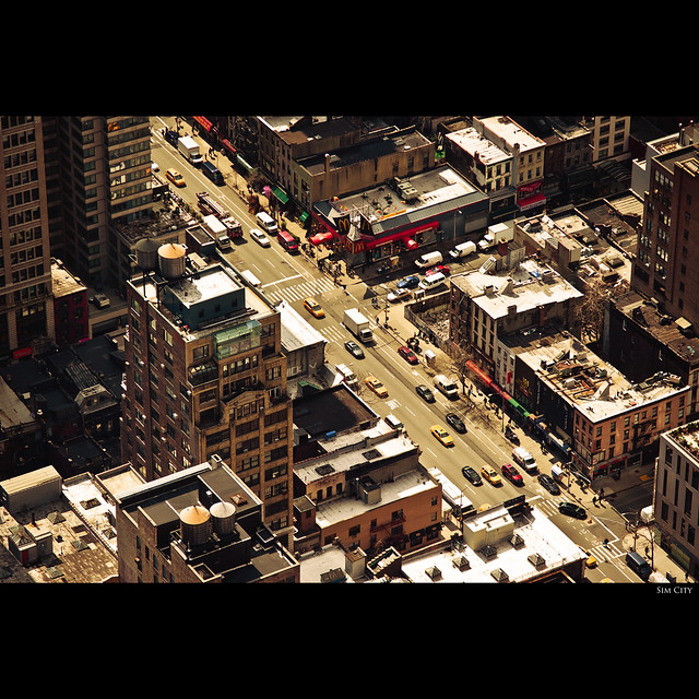 [ Sim City ]