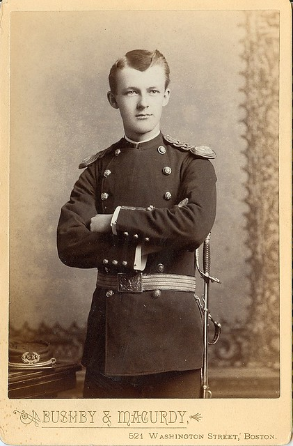 US  soldier cabinet photo
