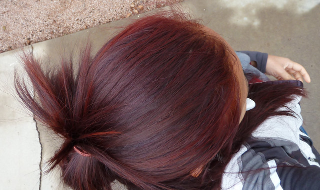 Newly colored red hair | Flickr - Photo Sharing!