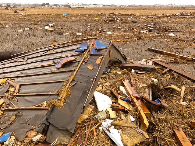 Earthquake, Tsunami