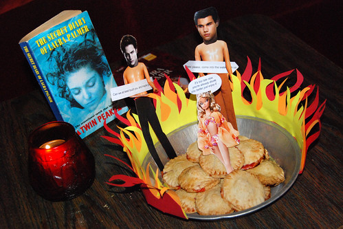 "Lorien's ""Laura Palmer"" Display"