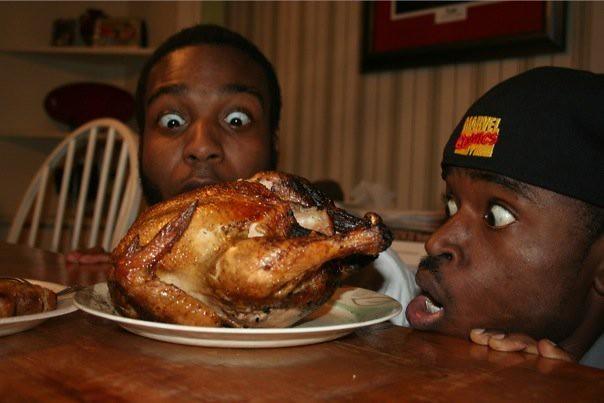 black-guys-chicken-stereotype | Flickr - Photo Sharing!