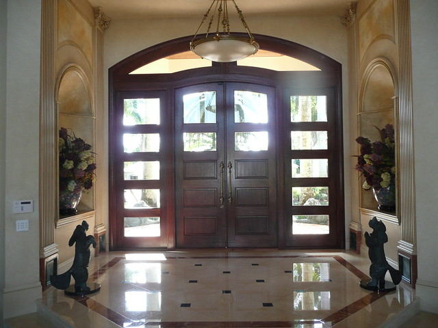 Entry Door Glass Inserts Replacement