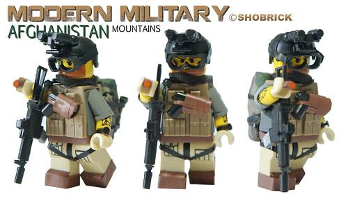 Modern Military Rabbit Afghanistan