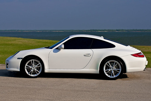 Any pics of white 997 with 35 window tint 6speedonline for 14 window tint