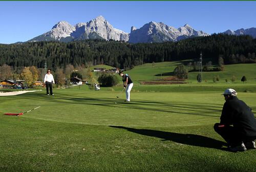 Golfhotel Eder Hotel Maria Alm
