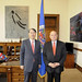 Secretary General Meets with the President of the International Criminal Court