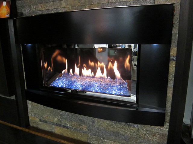 Modern Gas Fireplace Inserts Flickr Photo Sharing