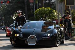 Bugatti Veyron Sang Noir | Top Marques Monaco 2011