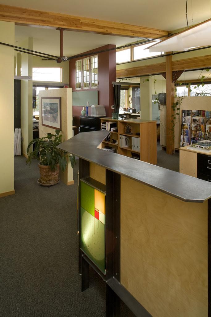 Bob Talbott Construction Commercial Interiors