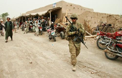 Afghanistan bazaar