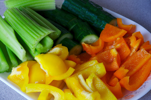 Vegetable colors