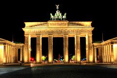 Berlin - Brandenburger Tor 02