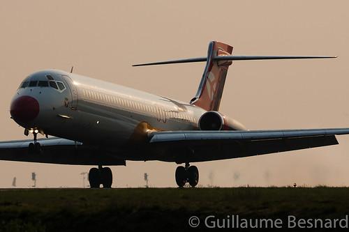 MD87 - McDonnell Douglas MD-87