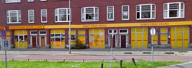 Toko Tjiau Jiang, Croeselaan Utrecht