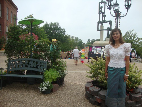 Sophy Rama, Asian Fest, Shreveport, 2011 by trudeau