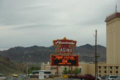 First casino in Nevada
