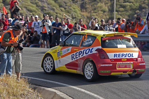 Vinyes - Mercader Rallye Islas Canarias 2013