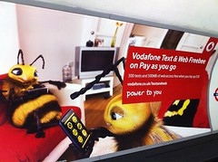 Vodafone Text and Web Freebee on Pay asyYou go