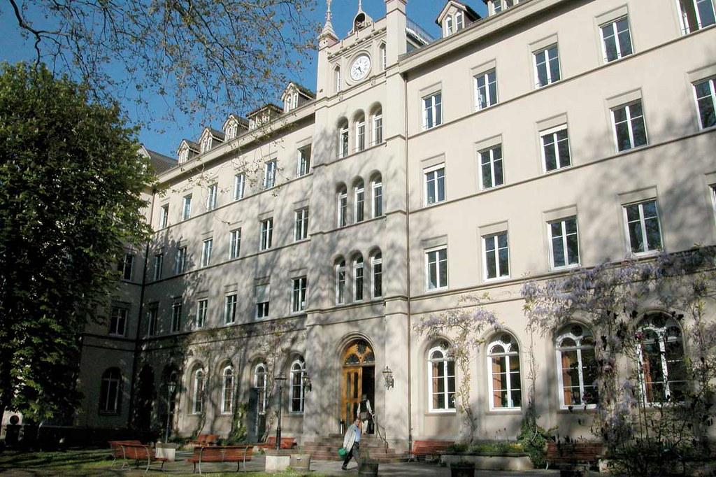 VCH-Hotels: VCH Hotel Bildungszentrum 21 Basel