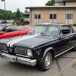 66 Plymouth Barracuda S