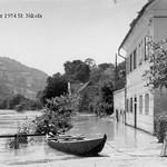 004. 1954 Hochwasser  Bei Gasthaus Danzer [1024x768]