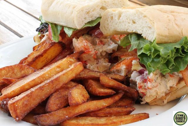 Lobster Club Sandwich (3) | Flickr - Photo Sharing!