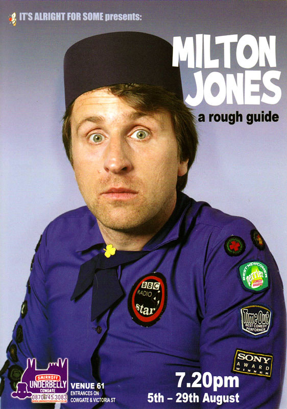 Milton Jones: A Rough Guide