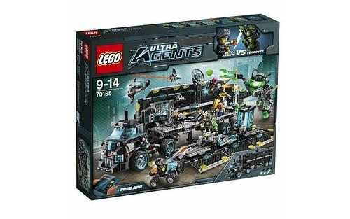 70165 Ultra Agents Mission HQ BOX