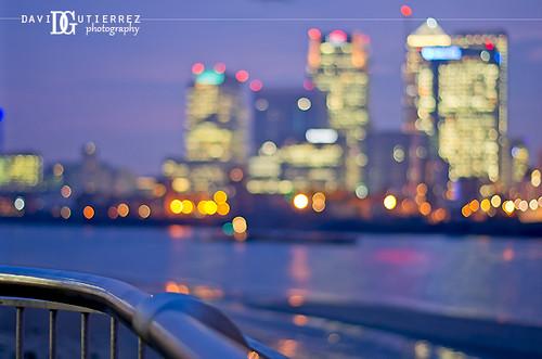 London City Bokeh
