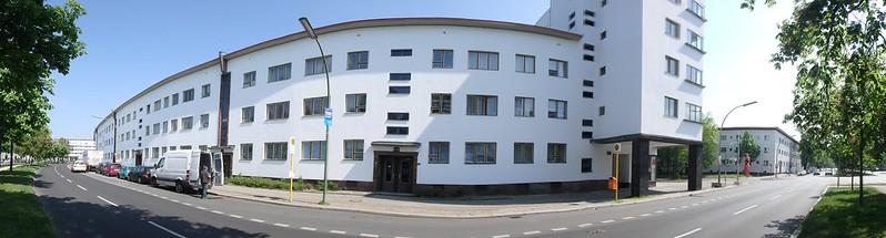 P4250135 Bloques de viviendas modernistas de Berlín Unesco Alemania