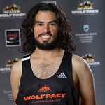Pablo Ulloa, WolfPack Cross Country Running