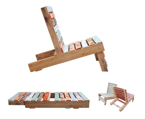 Magnetic Grain - Pallet Chair - Press Image