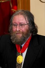 clergy(0.0), bishop(0.0), bishop(0.0), facial hair(1.0), hair(1.0), person(1.0), beard(1.0),