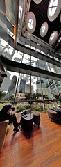 Indonesia - Java - Jakarta - Jl MH. Thamrin - Grand Indonesia Shopping Town - Coffee with View