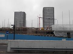 Sunderland multi-storey demo