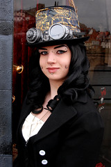 Whitby Goth Weekend March 11