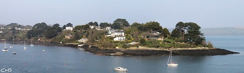 Restronguet Passage, Restronguet Creek, River Fal by Stocker Images