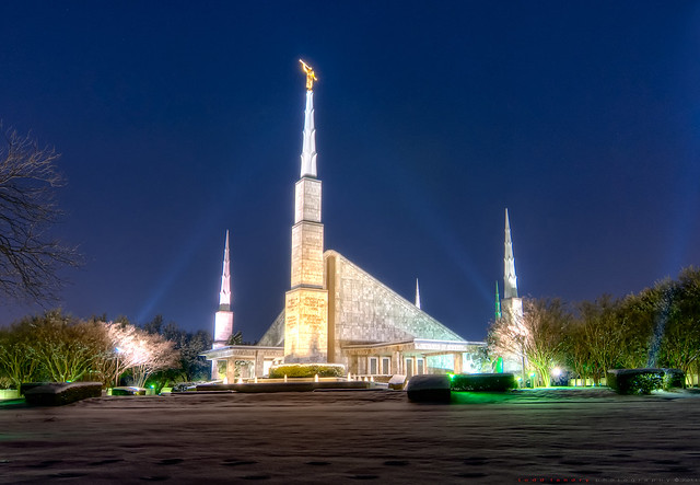 Dallas Temple Flickr Photo Sharing