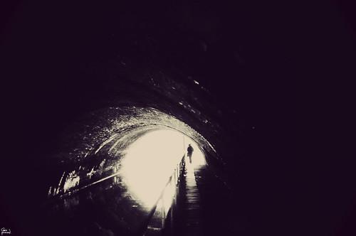 Little Venice canal tunnels