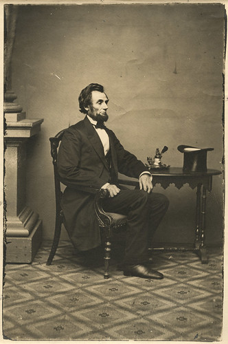 President Abraham Lincoln Photo