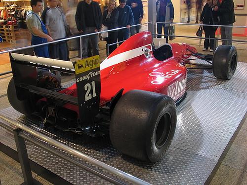 Ferrari BMS Dallara 1992