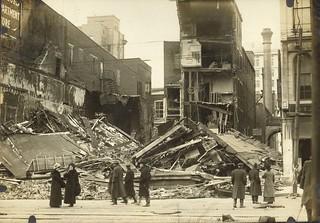 Leonard Building, Dayton, OH - 1913 Flood