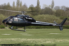 G-BPRI - 1982 build Aerospatiale AS355-F1 Ecureuil II