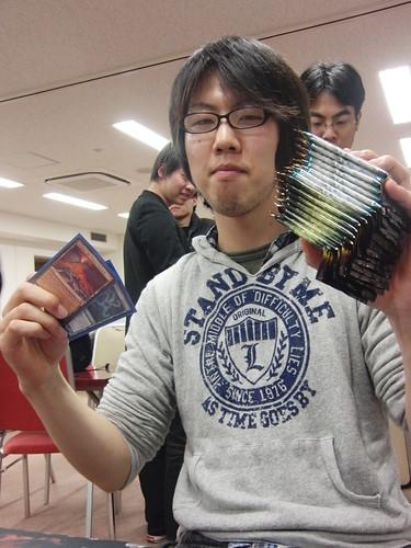 LMC Chiba 334th Champion: Watanabe Ryuji