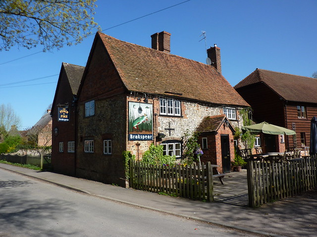 The Perch and Pike, South Stoke